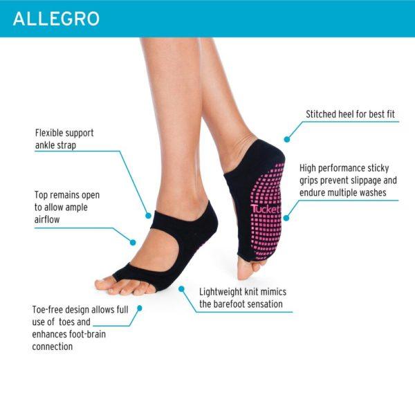 Allegro - infographic