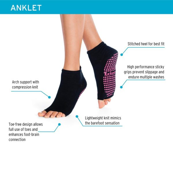 Anklet - infographics